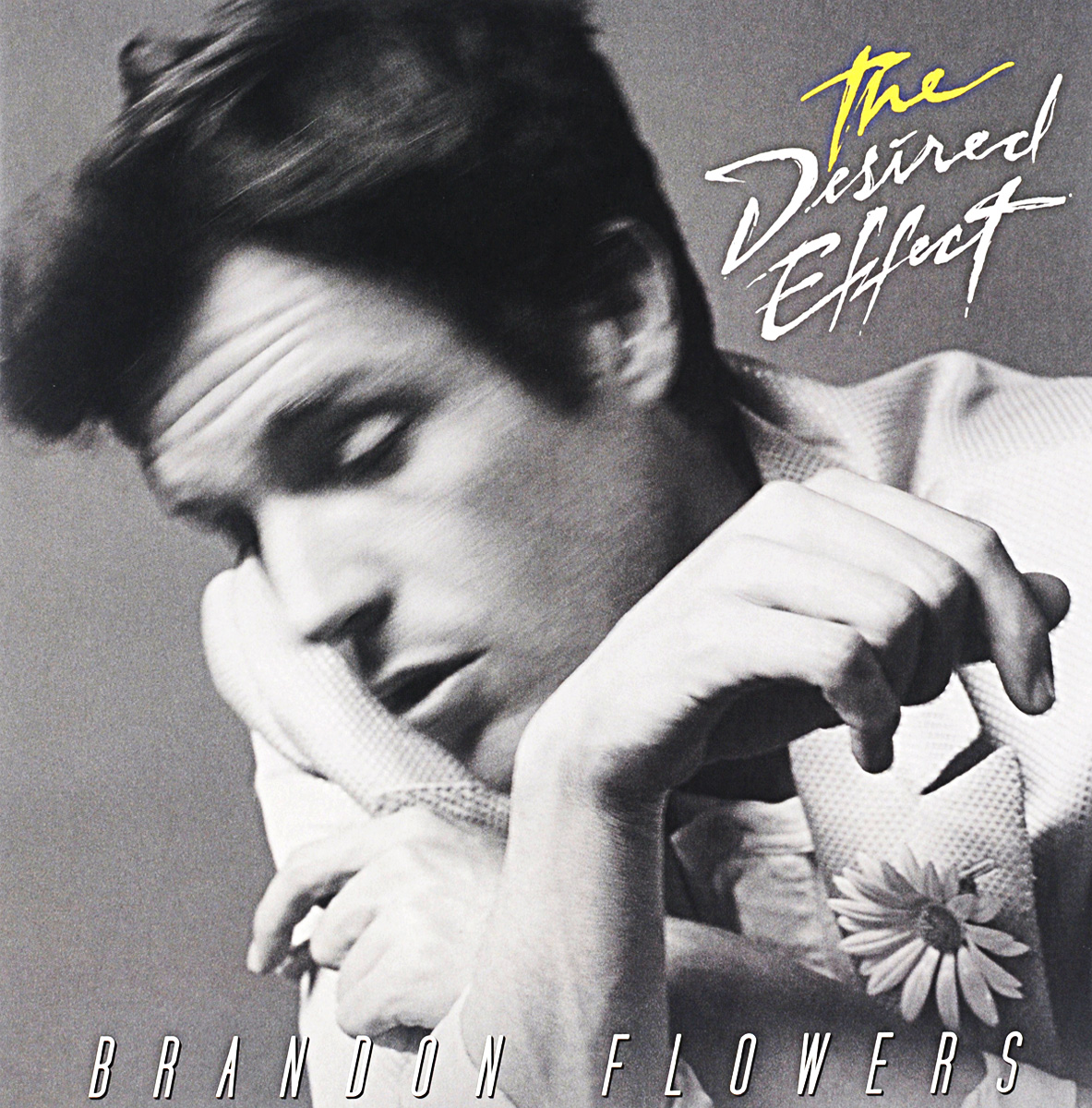 Брендон Флауэрс Brandon Flowers. The Desired Effect (LP) brandon flowers brandon flowers the desired effect