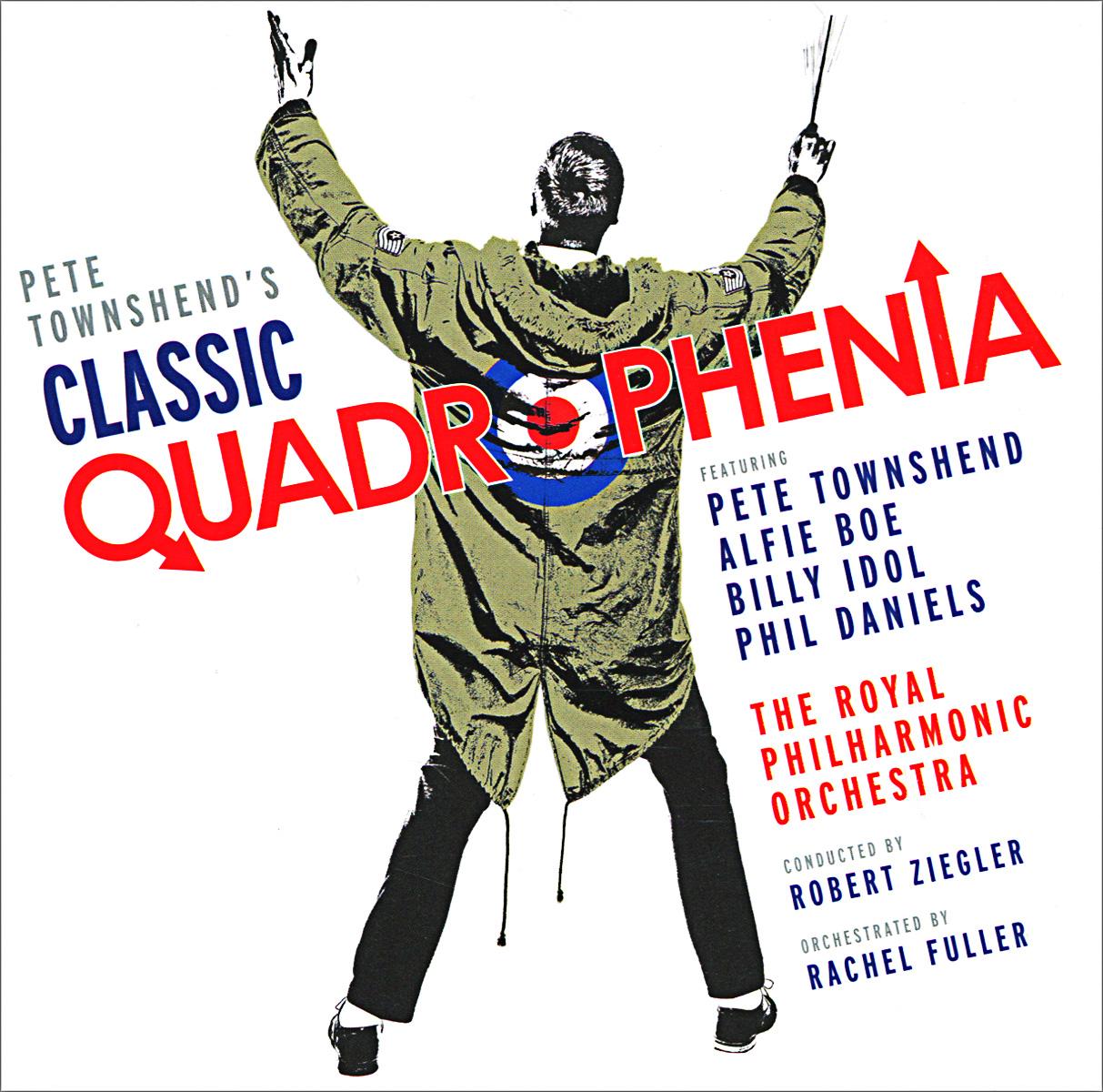 купить Пит Тауншенд Pete Townshend. Classic Quadrophenia онлайн