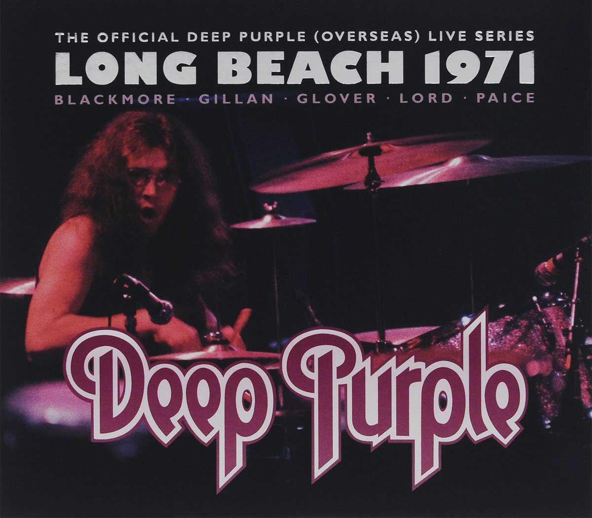 """Deep Purple"" Deep Purple. Long Beach 1971"