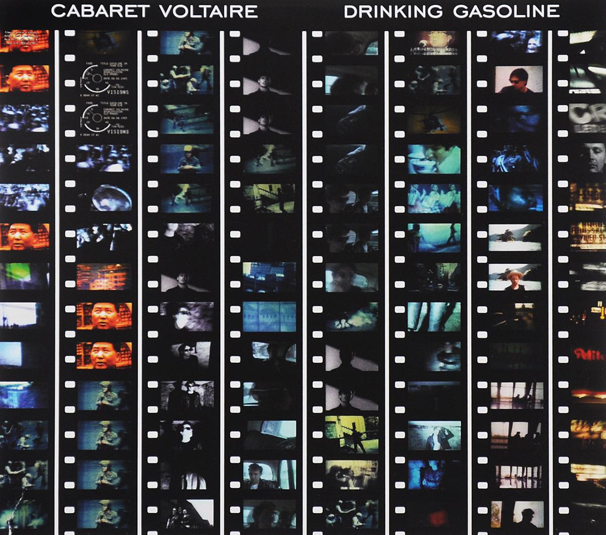 Cabaret Voltaire Cabaret Voltaire. Drinking Gasoline (CD + DVD) shanboer mix color номер xxl