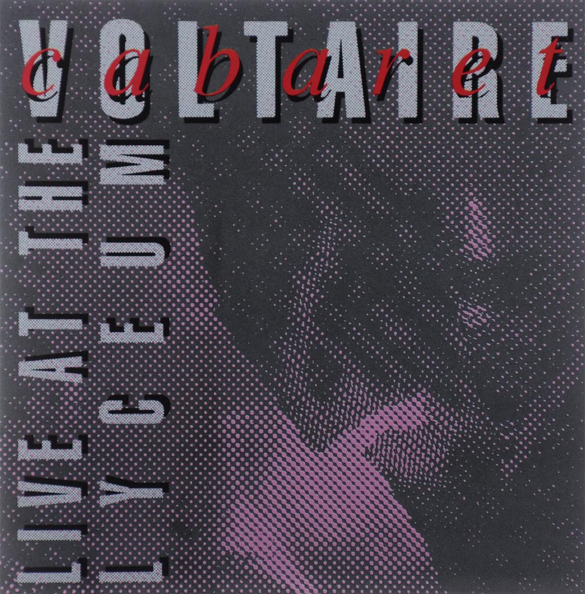 """""""Cabaret Voltaire"""" Cabaret Voltaire. Live At The Liceum"""