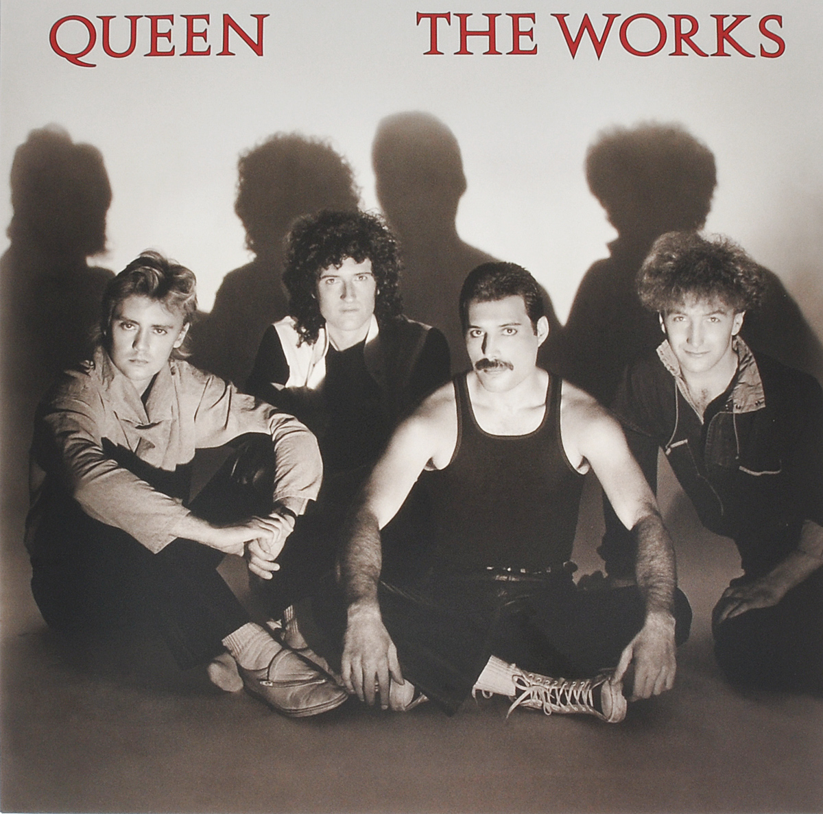 Queen Queen. The Works (LP) queen queen queen lp