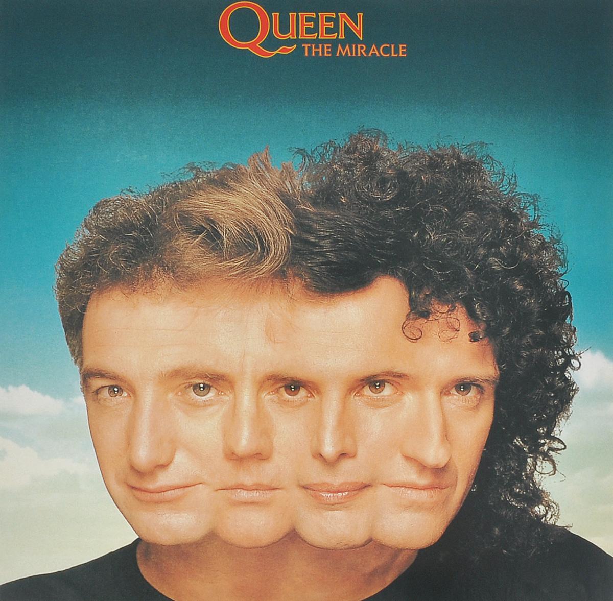 Queen Queen. The Miracle (LP) queen queen queen lp