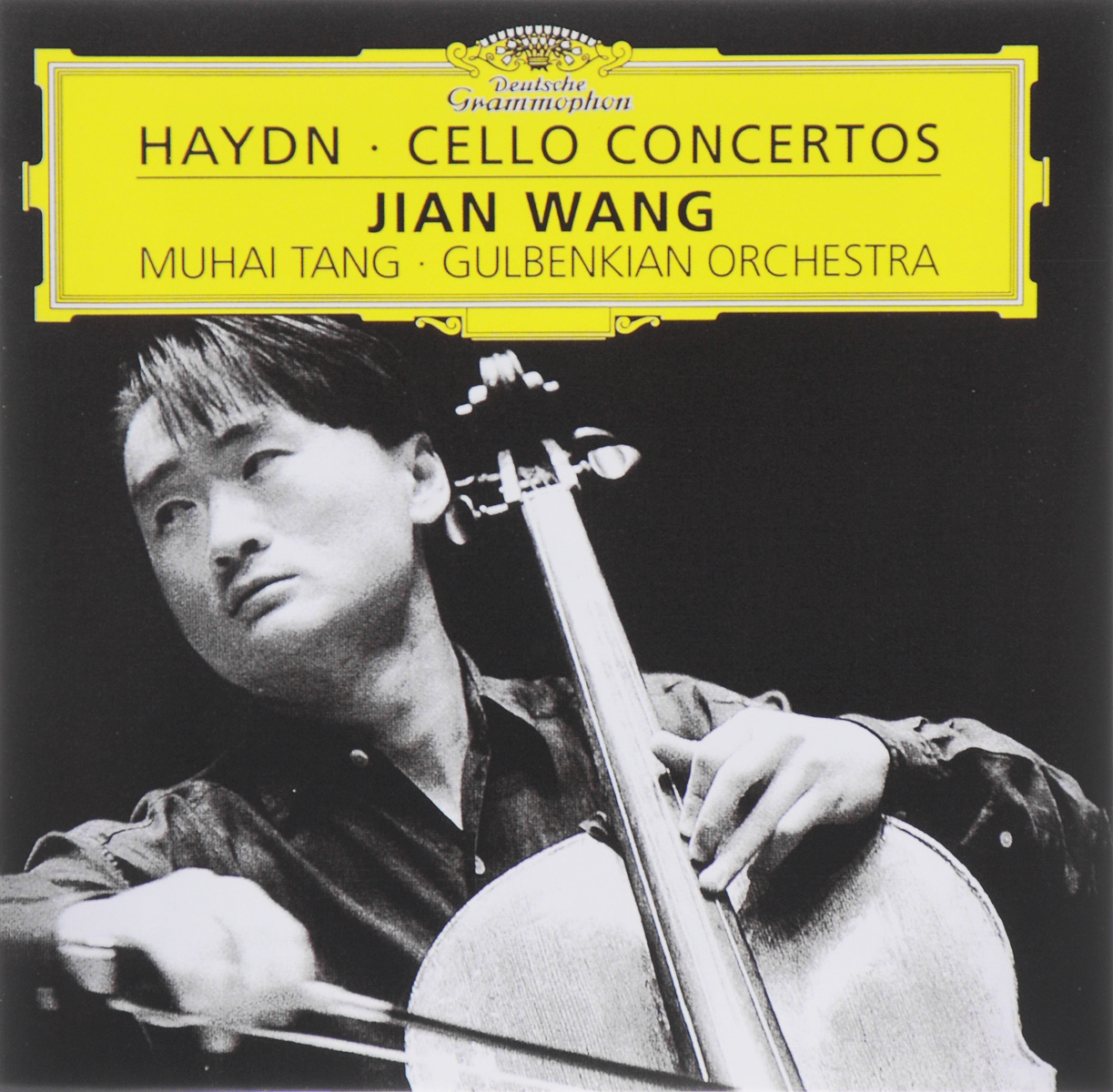 Ян Вэнг,Мухей Тенг,Gulbenkian Orchestra Jian Wang, Muhai Tang. Haydn. Cello Concertos