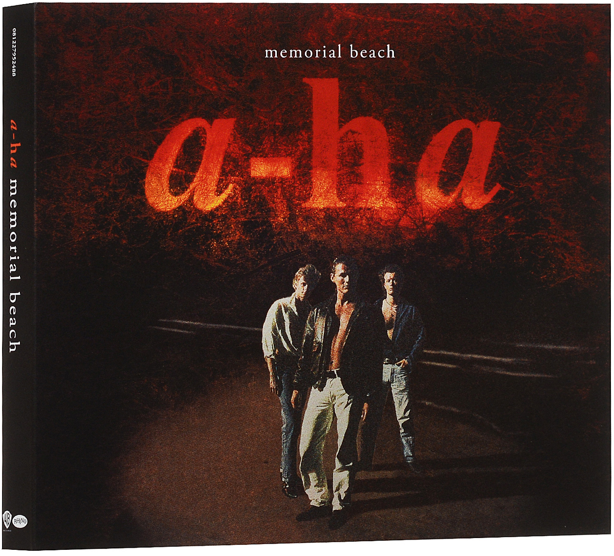 """A-Ha"" A-Ha. Memorial Beach. Deluxe Edition (2 CD)"