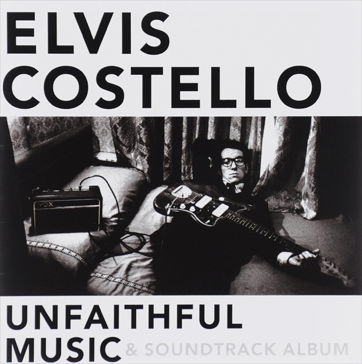 Elvis Costello. Unfaithful Music & Soundtrack Album (2 CD)