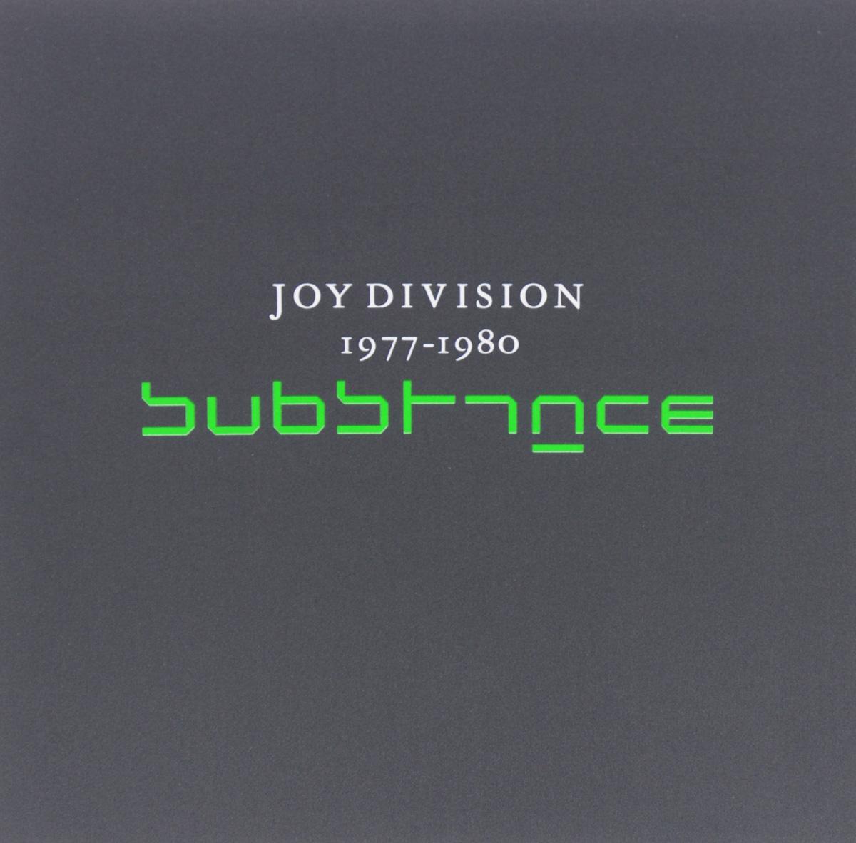 Joy Division Joy Division. Substance