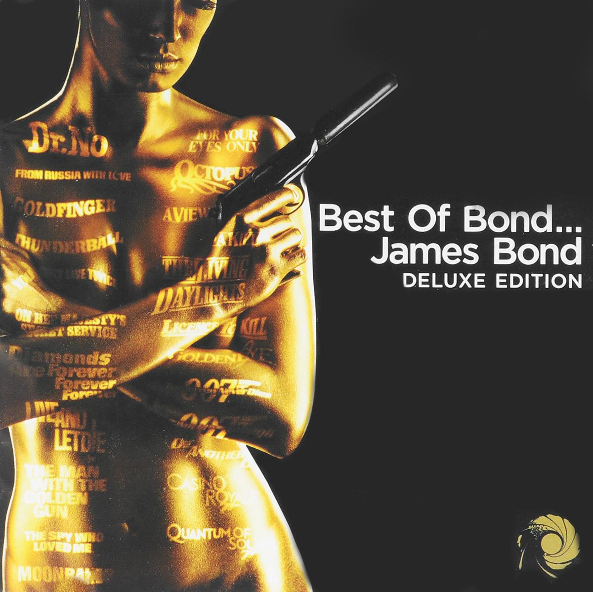 Best Of Bond... James Bond. Deluxe Edition (2 CD)