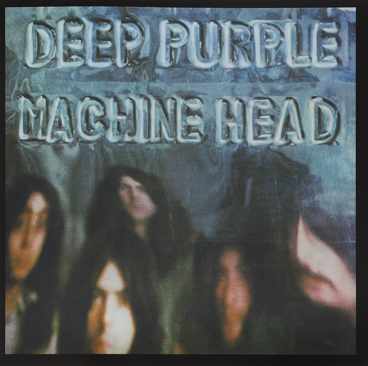 """Deep Purple"" Deep Purple. Machine Head"