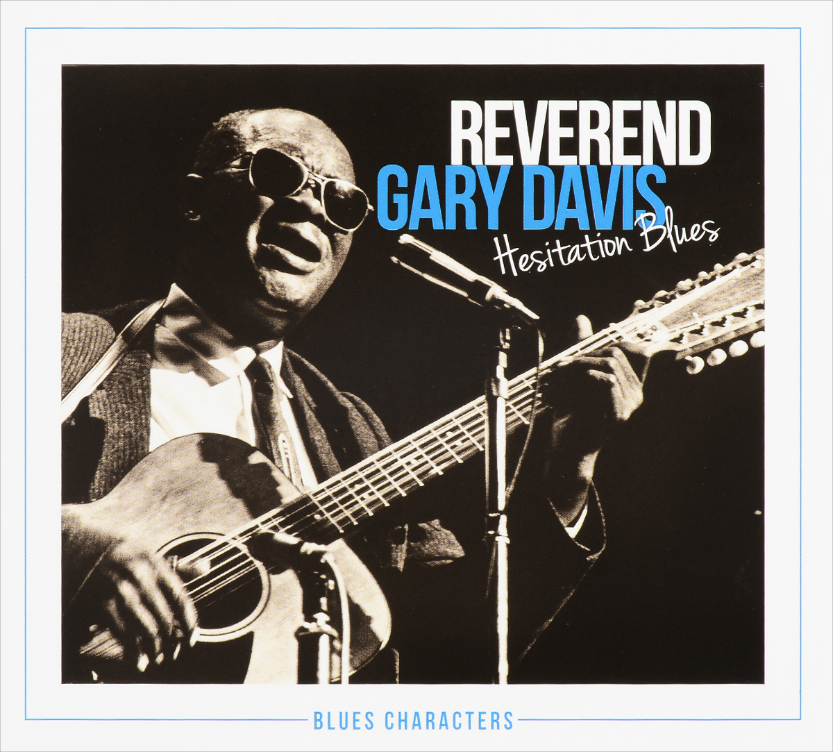 Гари Дэвис Reverend Gary Davis. Hesitation Blues (2 CD)