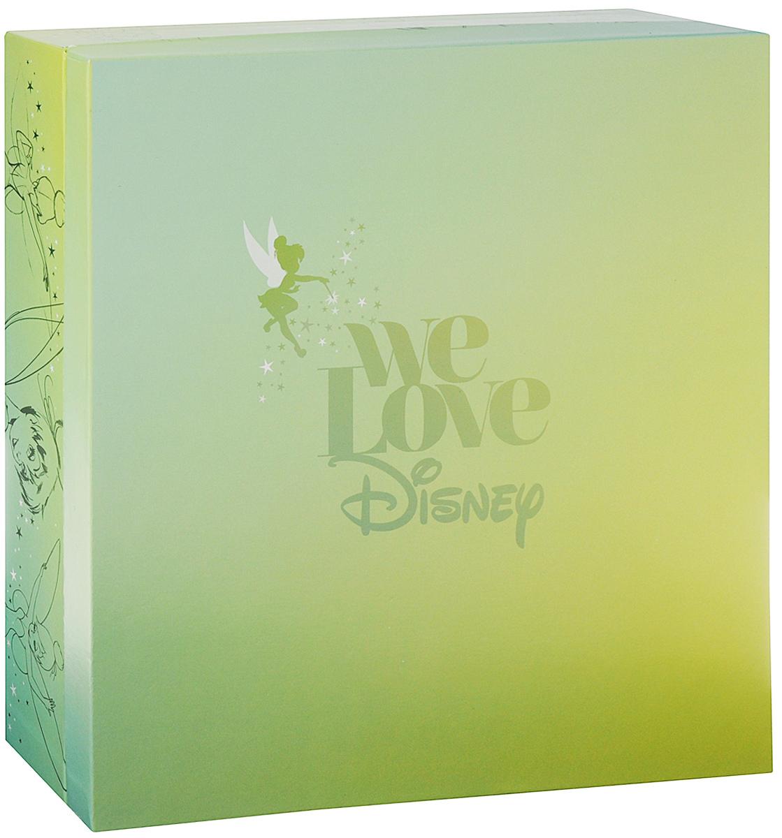 We Love Disney. Limited Edition (2 CD + DVD + 4 LP)