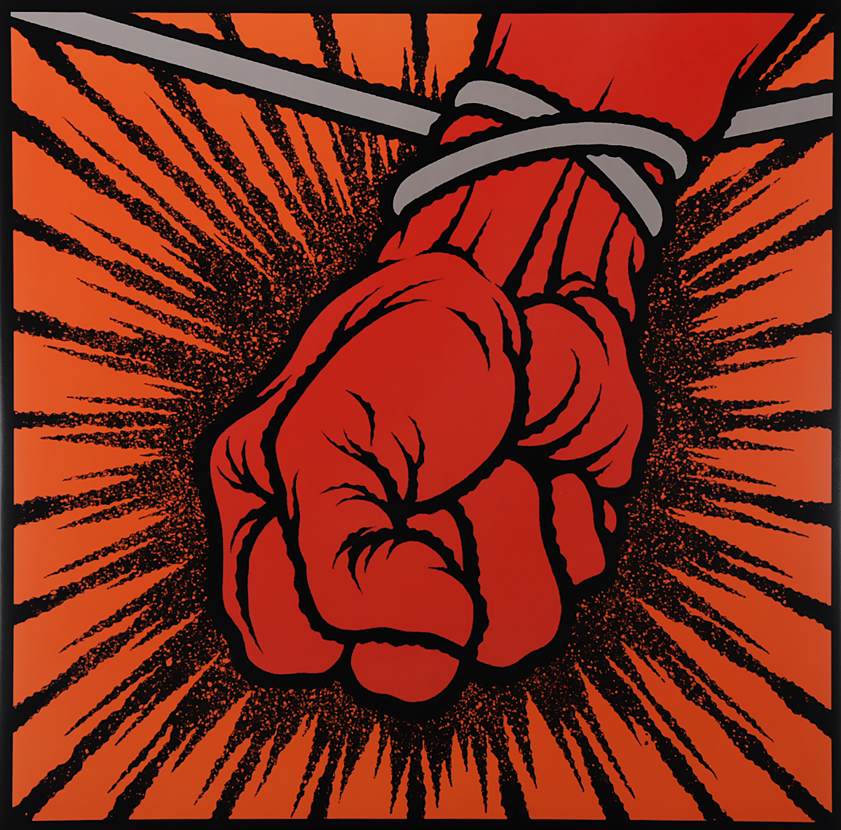Metallica Metallica. St. Anger (2 LP) metallica garage inc