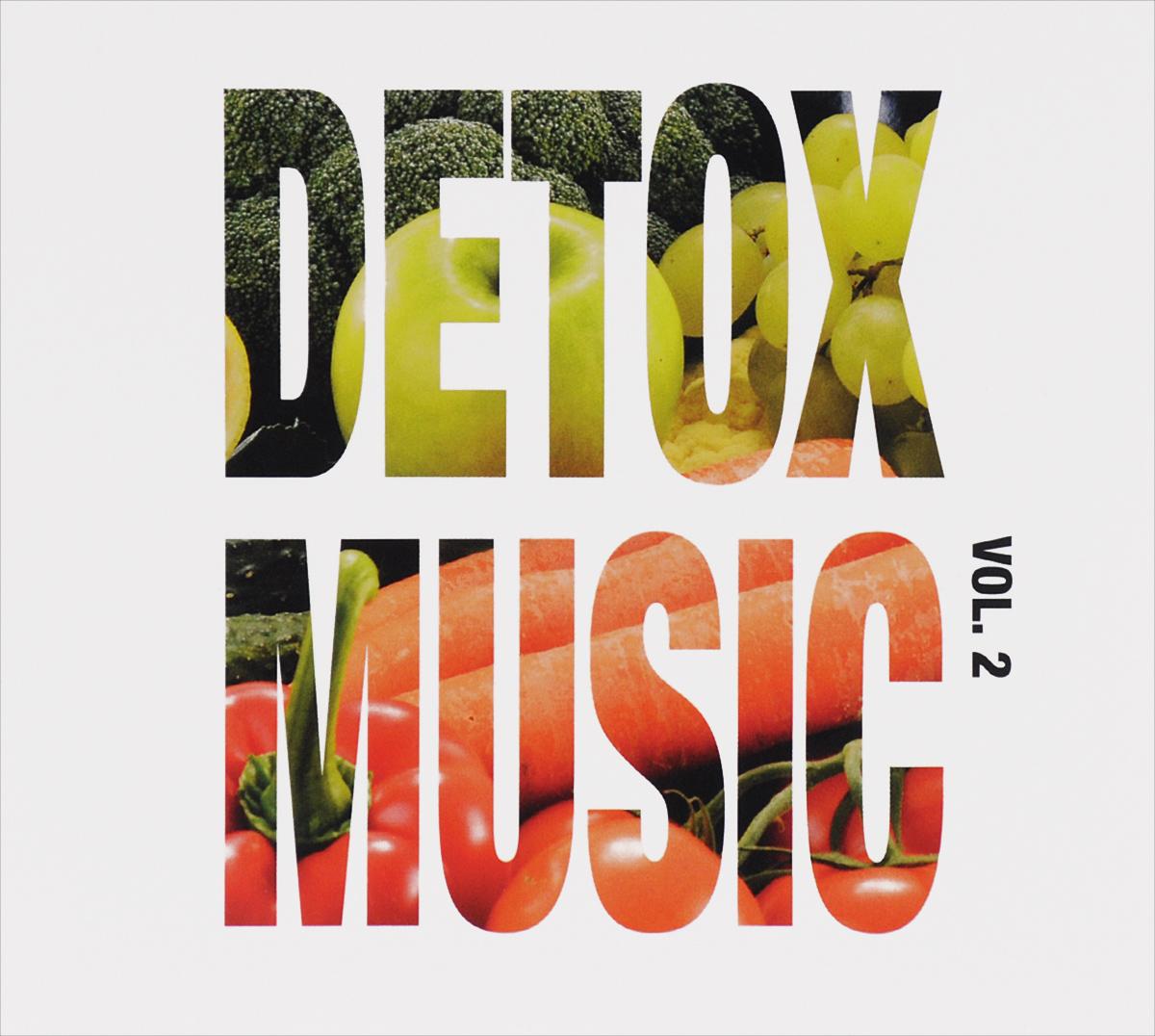 Detox Music. Volume 2 (2 CD)