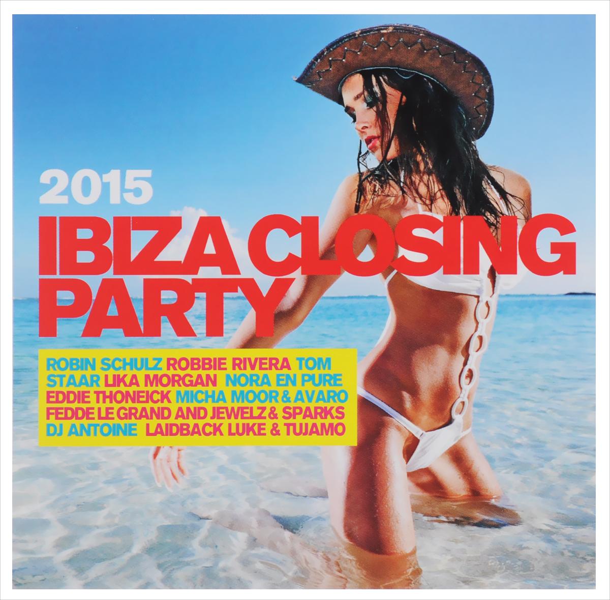 "Стив Анджелло,Robin S.,Laidback Luke,Tujamo,""Sick Individuals"",Арно Кост,Томас Голд,Робби Ривьера,Федд Ле Гранд,Ники Ромеро,Ilsey,Робин Шульц,""The Disco Boys"",Nora En Pure,DJ Antoine,Storm,Нильс Ван Гог,""The Hoxton Whores"",Kid Massive,Ned Shepard & Soul Tan Ibiza Closing Party 2015 (2 CD)"