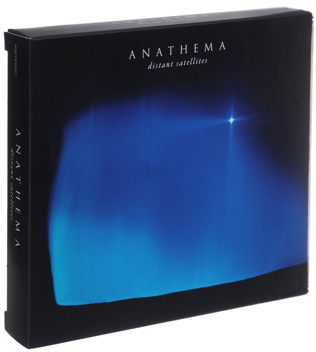 """Anathema"" Anathema. Distant Satellites. Tour Edition (2 CD)"