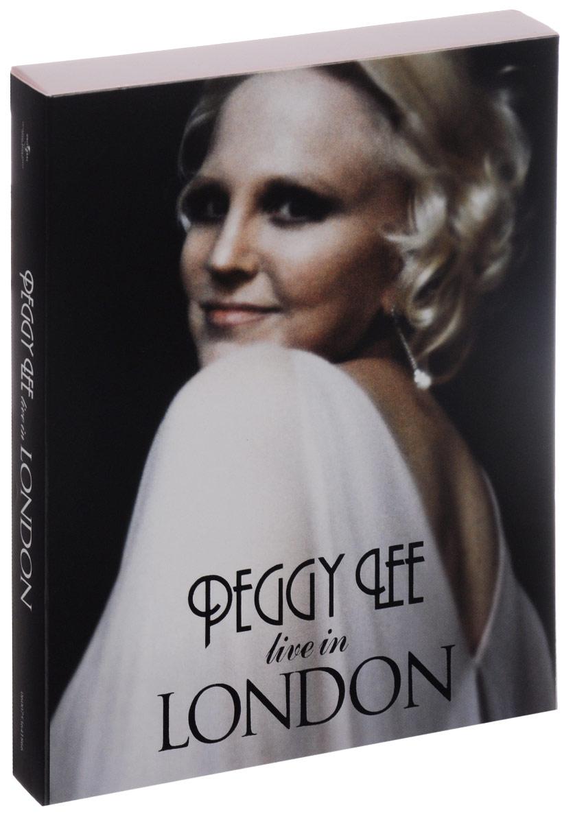 Пегги Ли Peggy Lee. Live In London (3 CD + DVD)