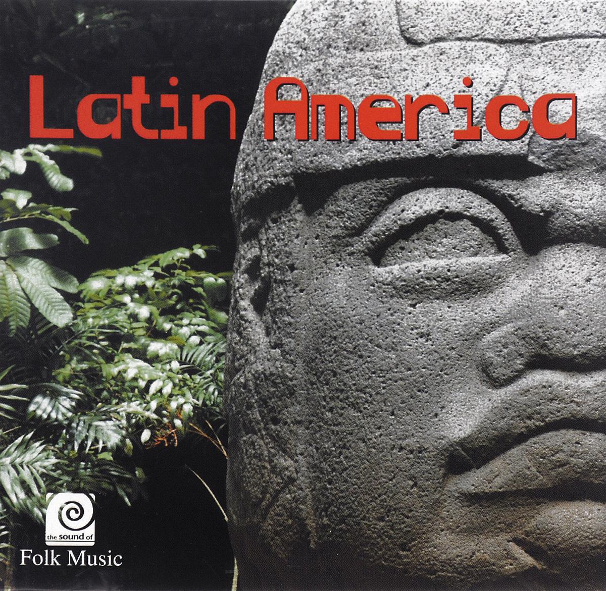 The Sound Of Folk Music - Latin America