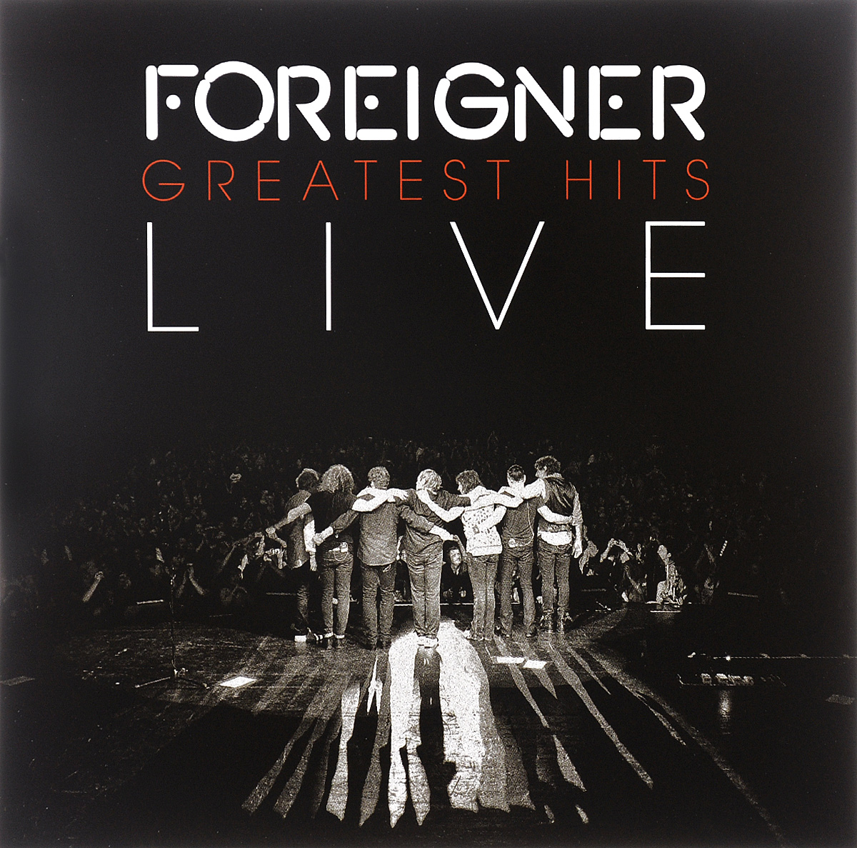 Foreigner Foreigner. Greatest Hits. Live foreigner foreigner 40