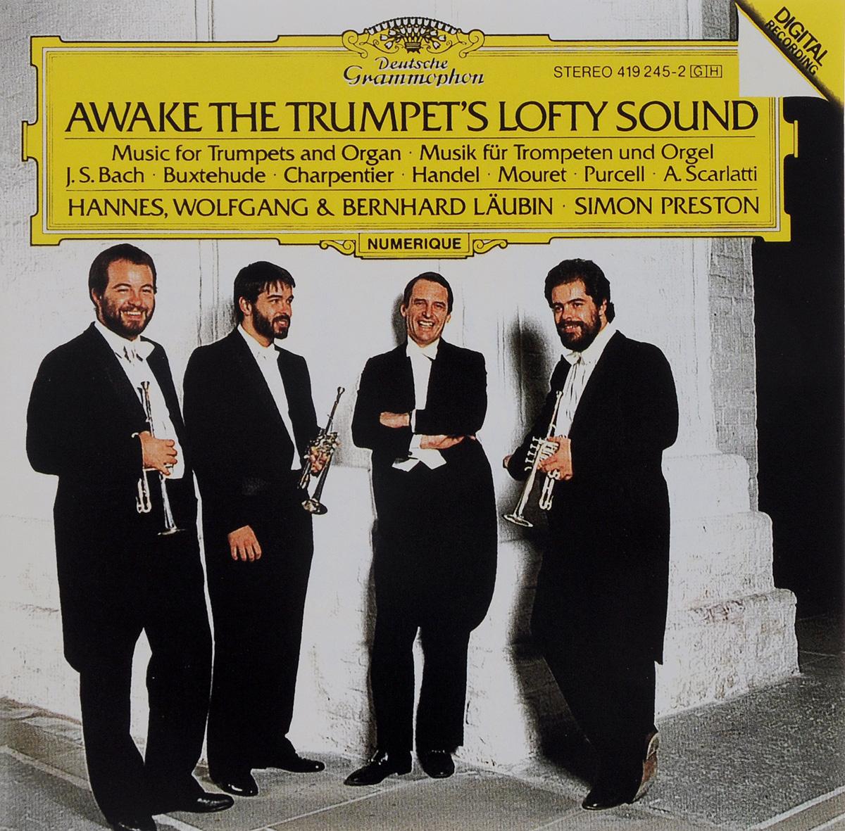 Саймон Престон,Hannes Laubin,Bernhard Laubin,Wolfgang Laubin,Norbert Schmitt Simon Preston. Awake The Trumpet's Lofty Sound