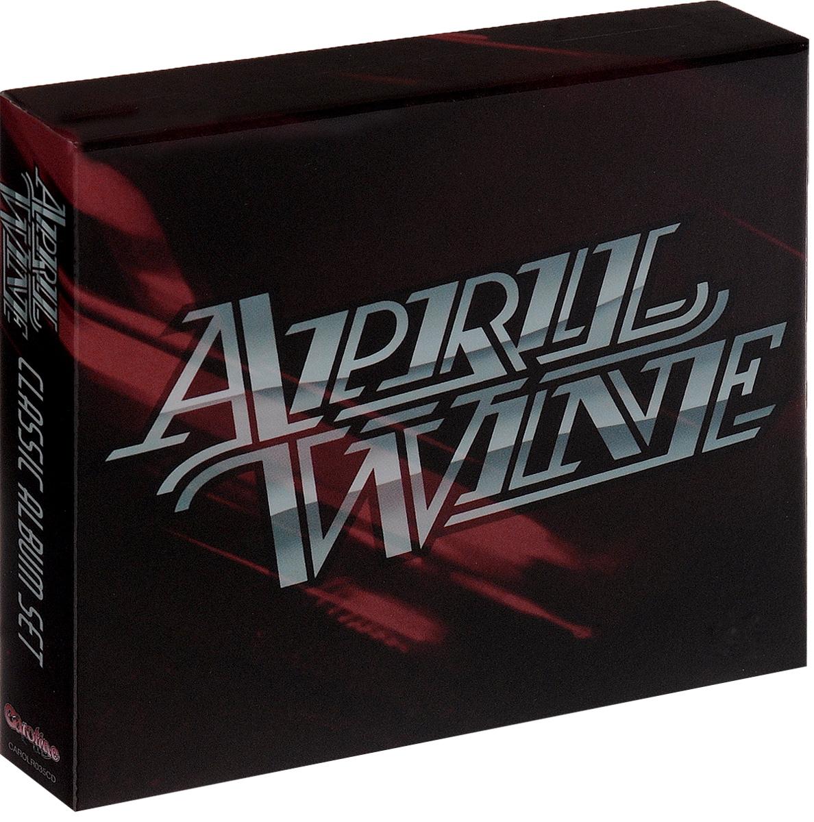 April Wine April Wine. Classic Album Set (6 CD) leon malin prison crosses april 24 1999– april6 2000