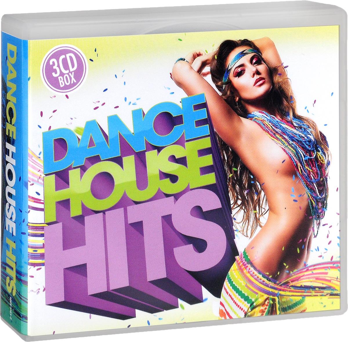 Axwell,Дэвид Гордон,Richelle Dance House Hits (3 CD)