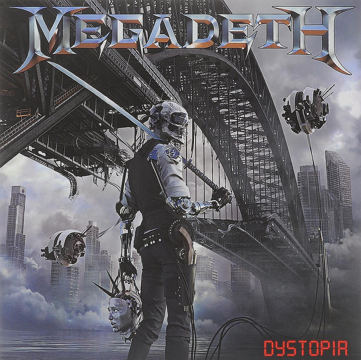 Megadeth. Dystopia (LP)