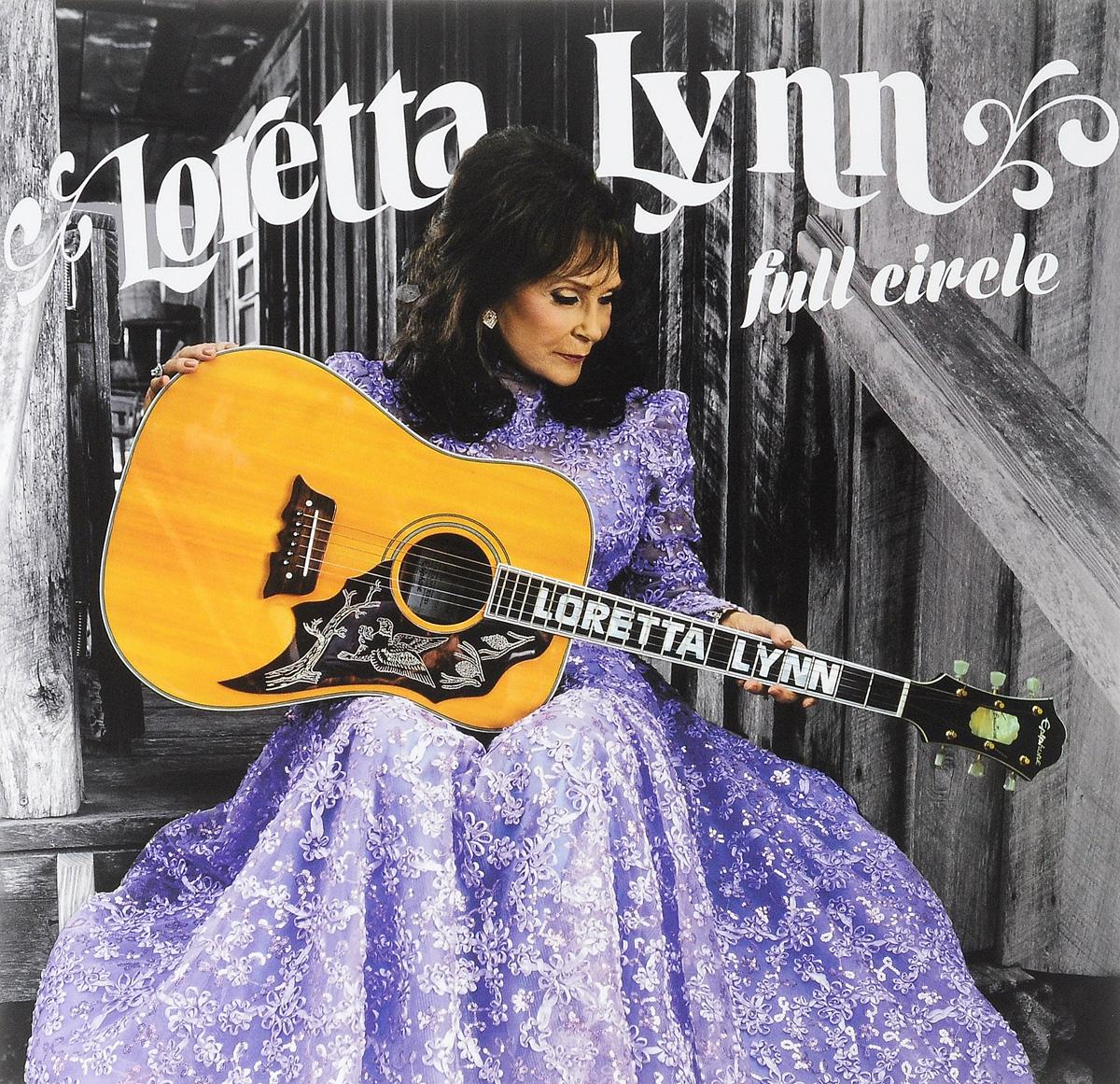 Лоретта Линн Loretta Lynn. Full Circle (LP)