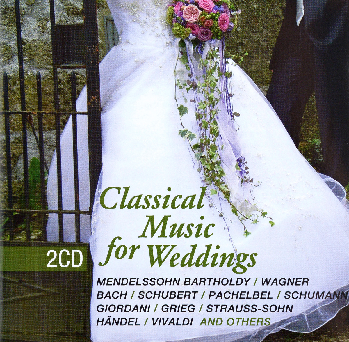 Classical Music For Weddings (2 CD)
