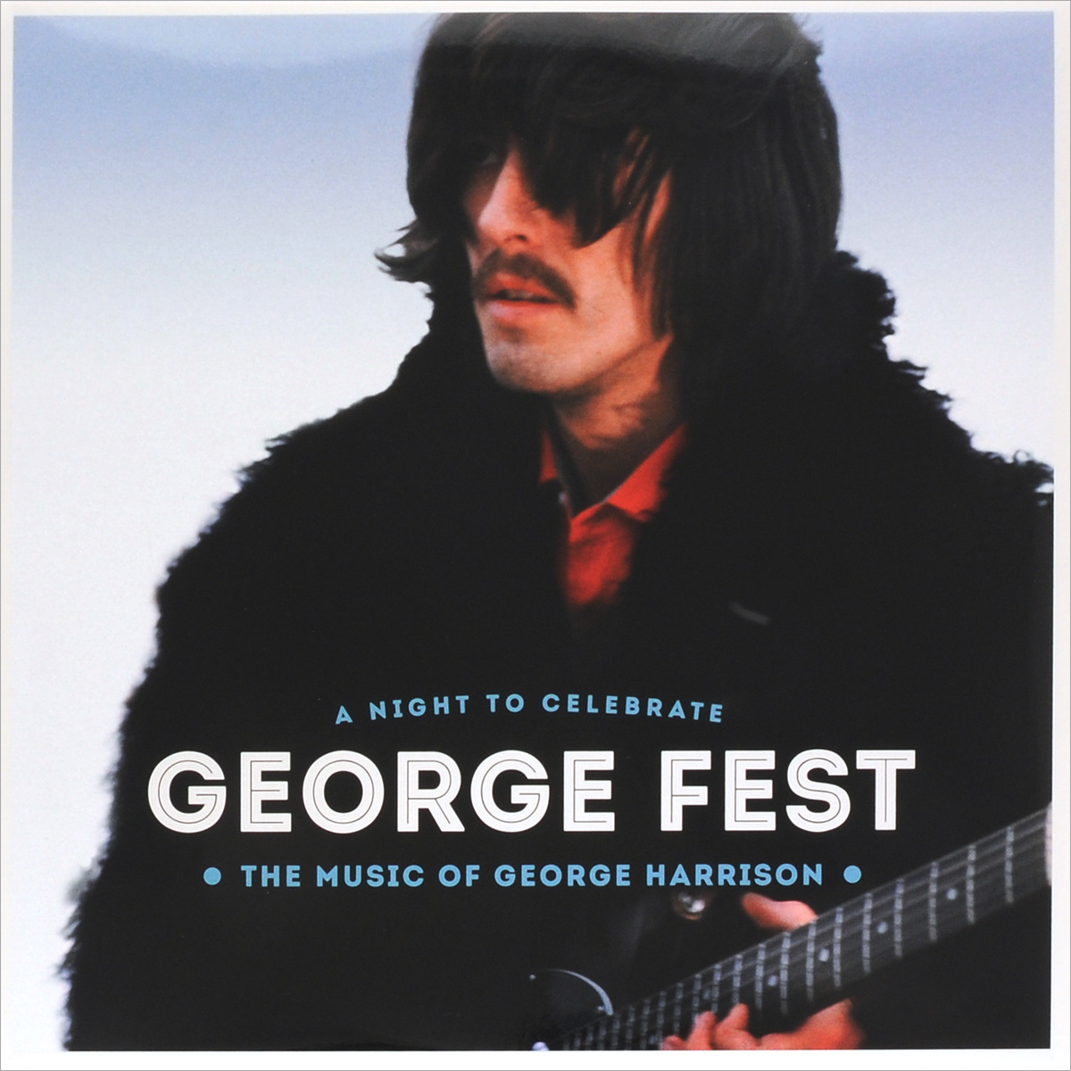 Conan O'Brien George Fest. A Night To Celebrate The Music Of George Harrison (3 LP) george harrison george harrison wonderwall music
