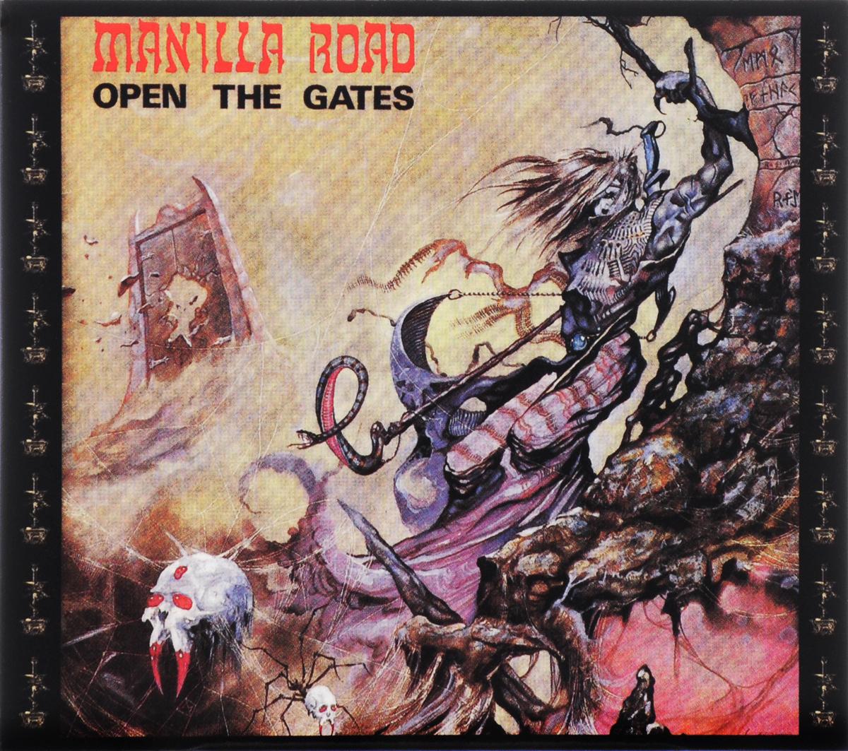 """""""Manilla Road"""" Manilla Road. Open The Gates (Ultimate Edition)"""