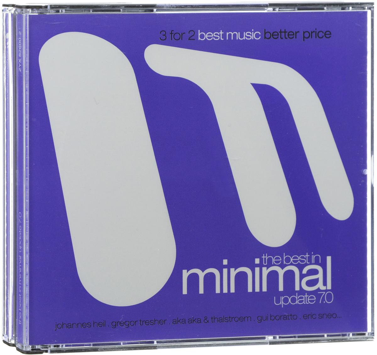 The Best In Minimal Update 7.0 (3 CD) the best in hardtechno update 7 0 3 cd