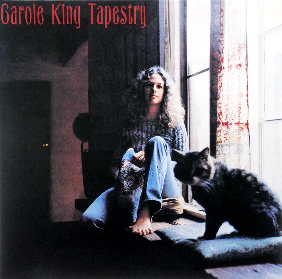 Кэрол Кинг Carole King. Tapestry (LP) carole king carole king her greatest hits