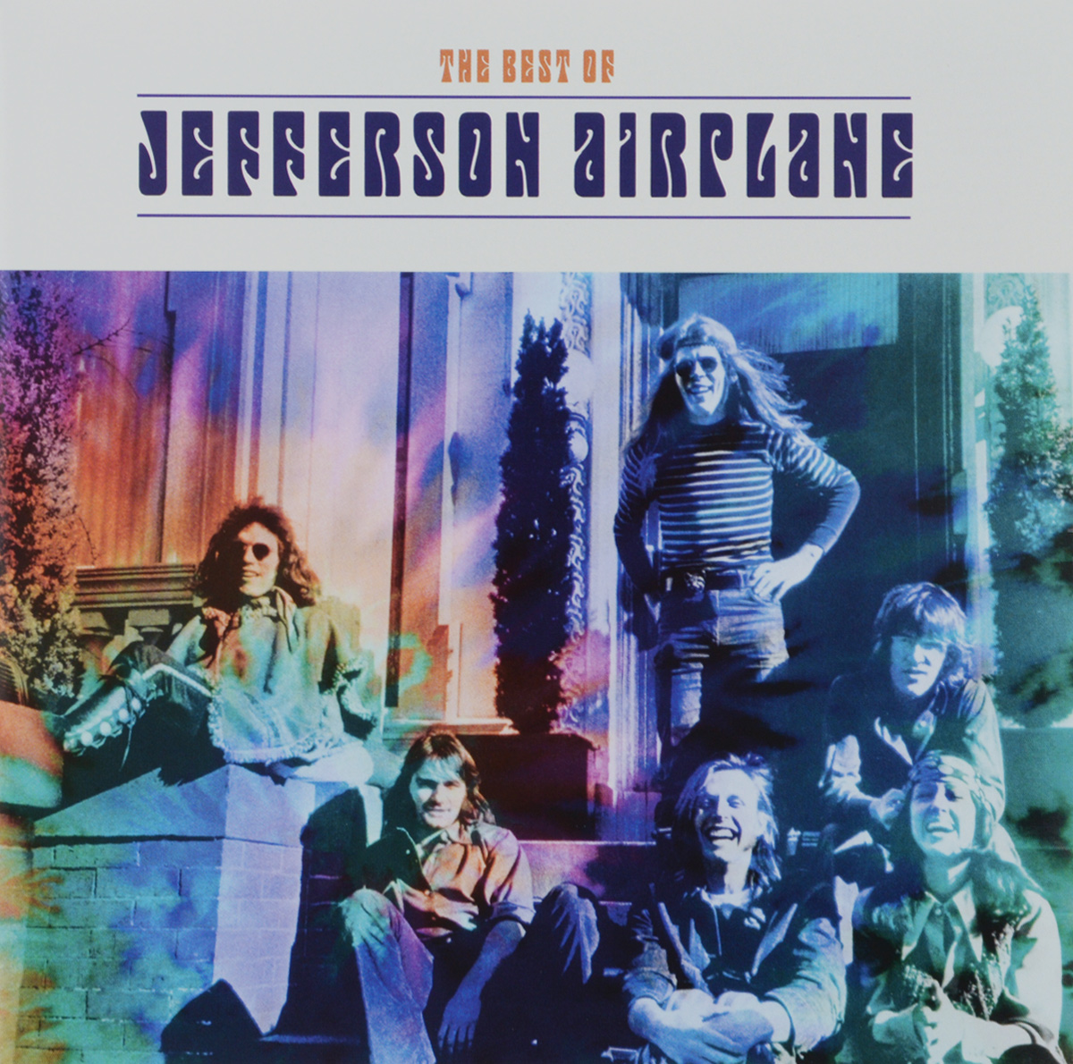 Jefferson Airplane Jefferson Airplane. The Best Of Jefferson Airplane jefferson airplane jefferson airplane the woodstock experience 2 cd