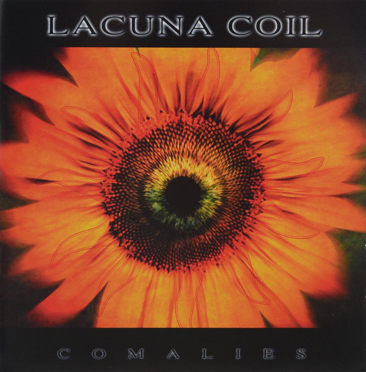 Lacuna Coil Lacuna Coil. Comalies (2 CD) катушка индуктивности jantzen wax coil 12 awg 2 mm 0 370 mh 0 11 ohm