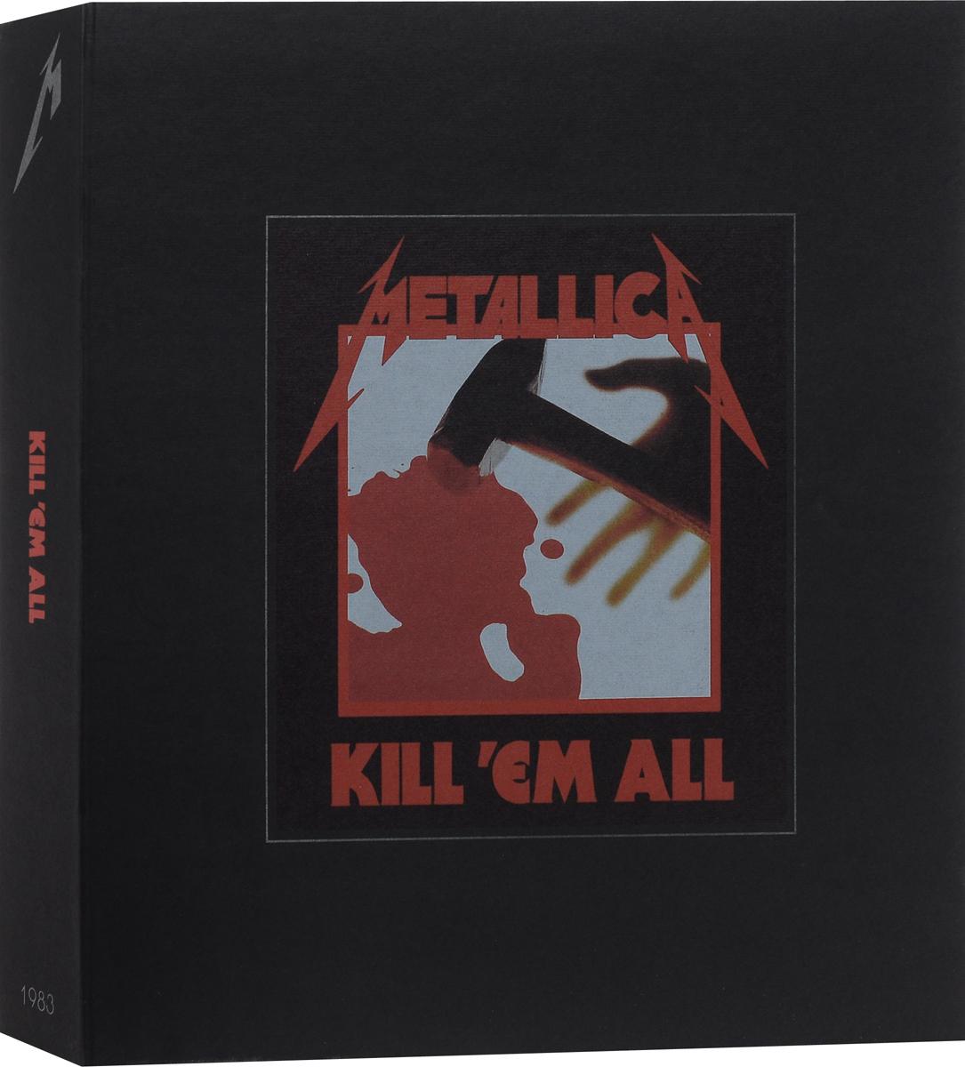 Metallica Metallica. Kill 'Em All (3 LP + 5 CD + DVD) the best in hardtechno update 7 0 3 cd