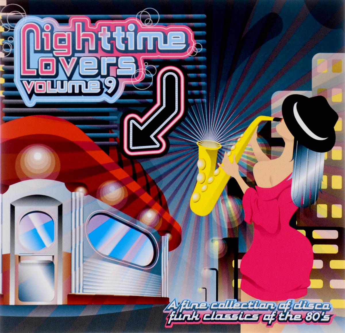 """Funk Deluxe"",""Heaven And Earth"",Michael Lovesmith,""Zushii"",""Private Joy"",Bernice Watkins,Jazzy Dee,Xavier,Alfie Silas,""Futura"" Nighttime Lovers. Volume 9"