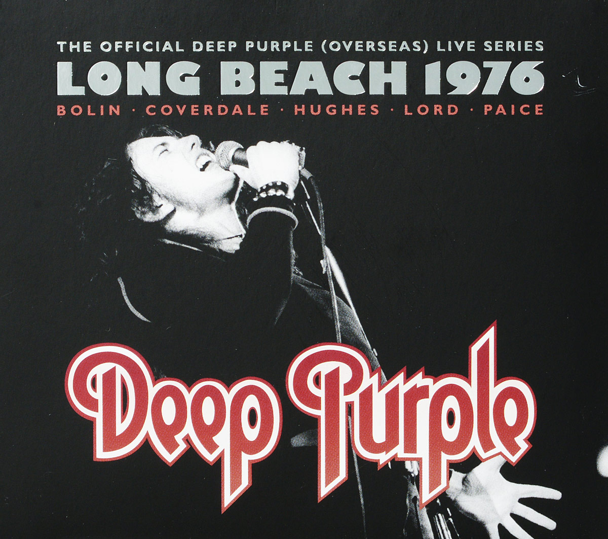 """Deep Purple"" Deep Purple. Live At Long Beach Arena 1976 (2 CD)"