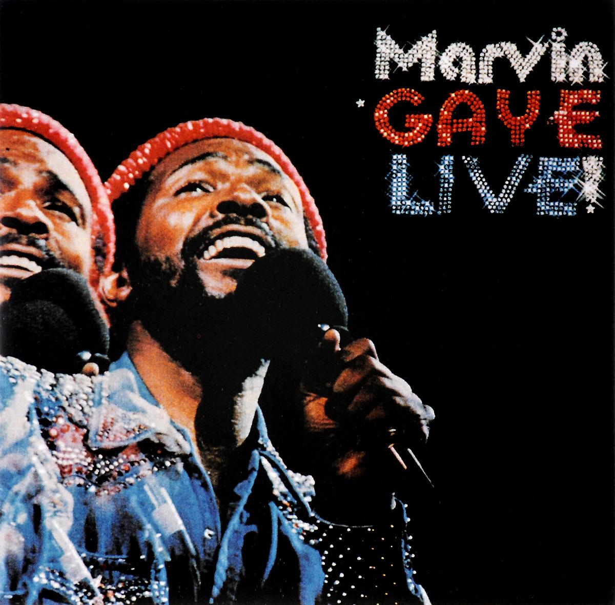 Марвин Гэй Marvin Gaye. Live fm indiscreet 25 live