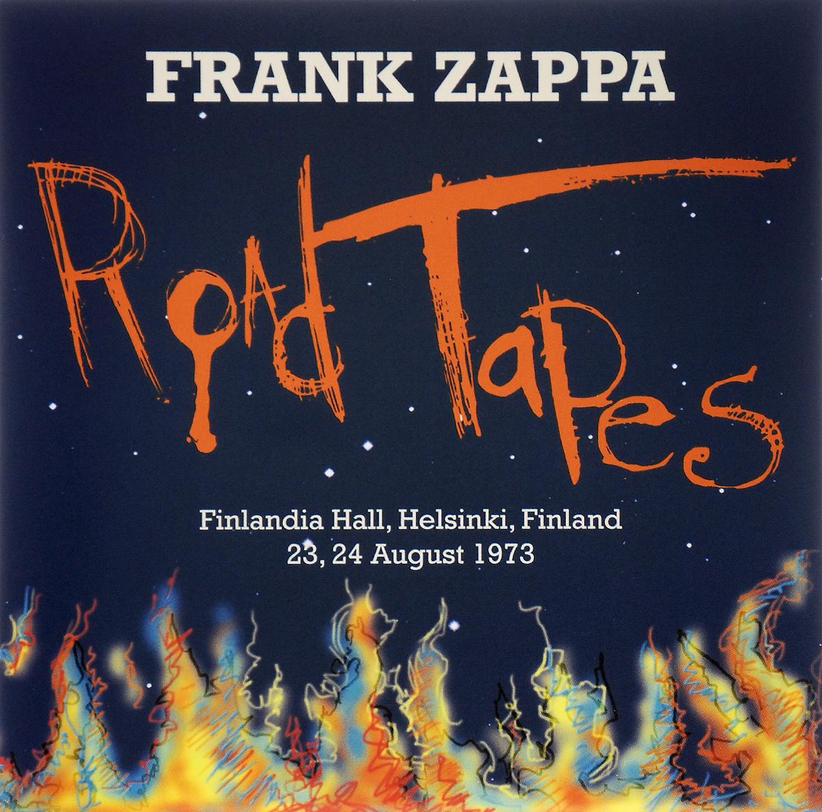Фрэнк Заппа Frank Zappa. Road Tapes. Venue #2 (2 CD)