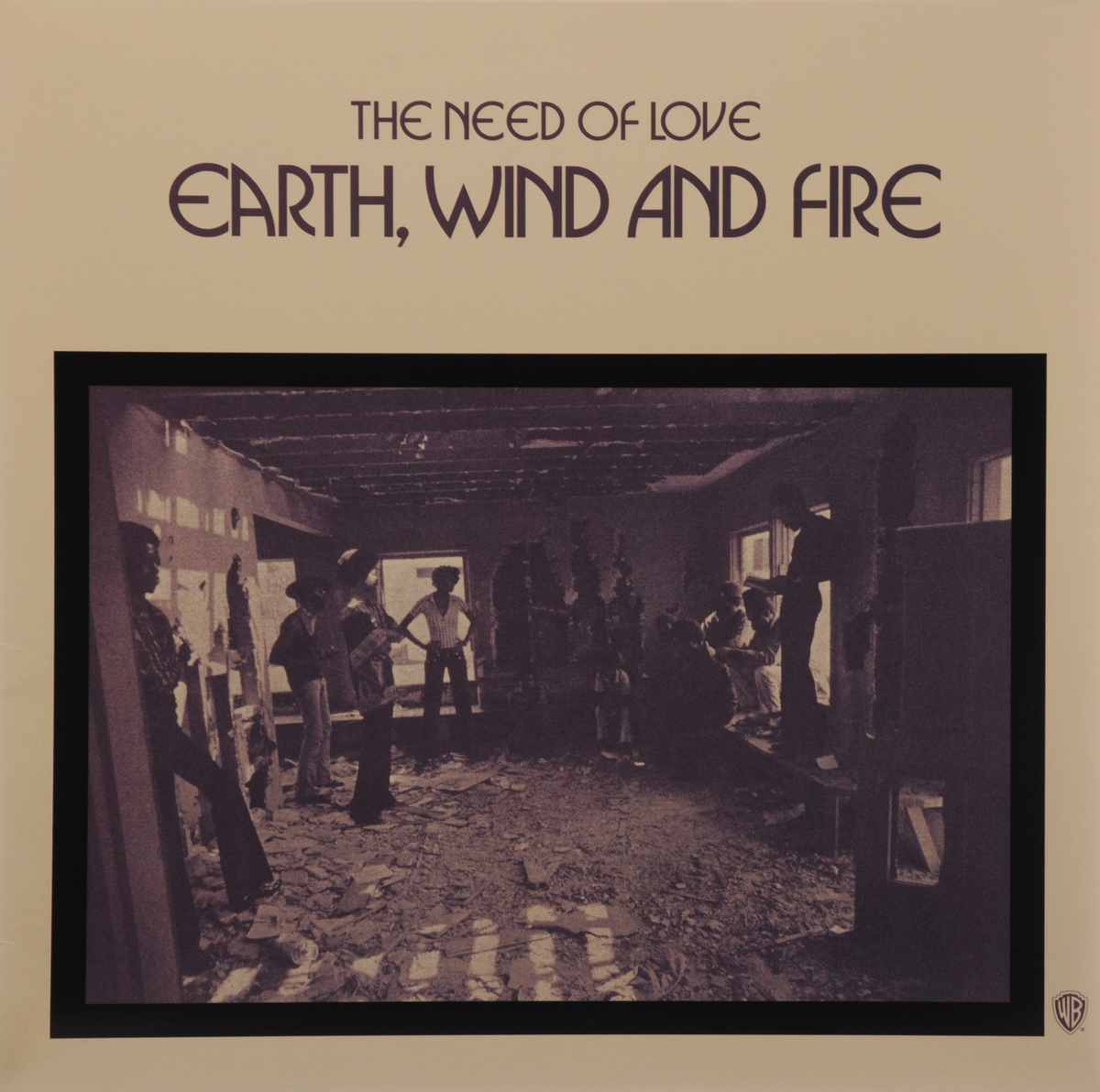 Earth, Wind And Fire Earth, Wind And Fire. The Need Of Love (LP) earth and fire earth