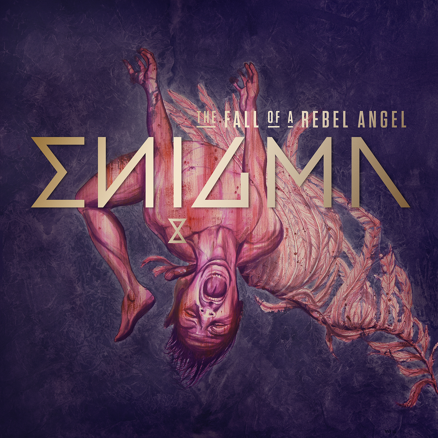 Enigma Enigma. The Fall Of A Rebel Angel enigma enigma the platinum collection 2 cd