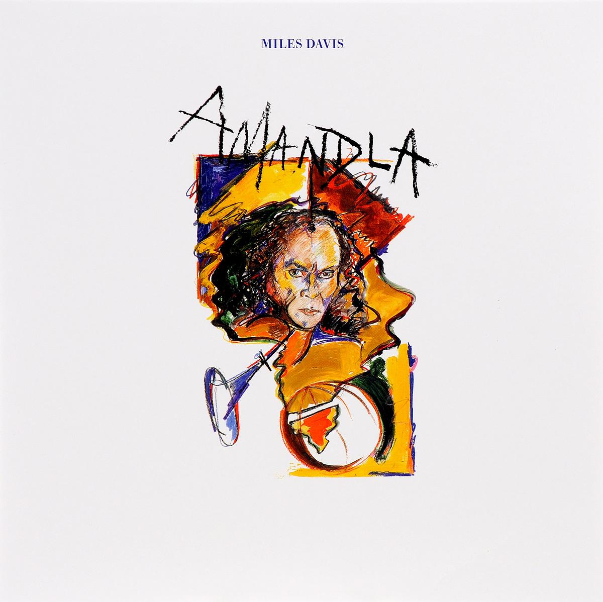 Майлз Дэвис Miles Davis. Amandla (LP) виниловая пластинка davis miles amandla