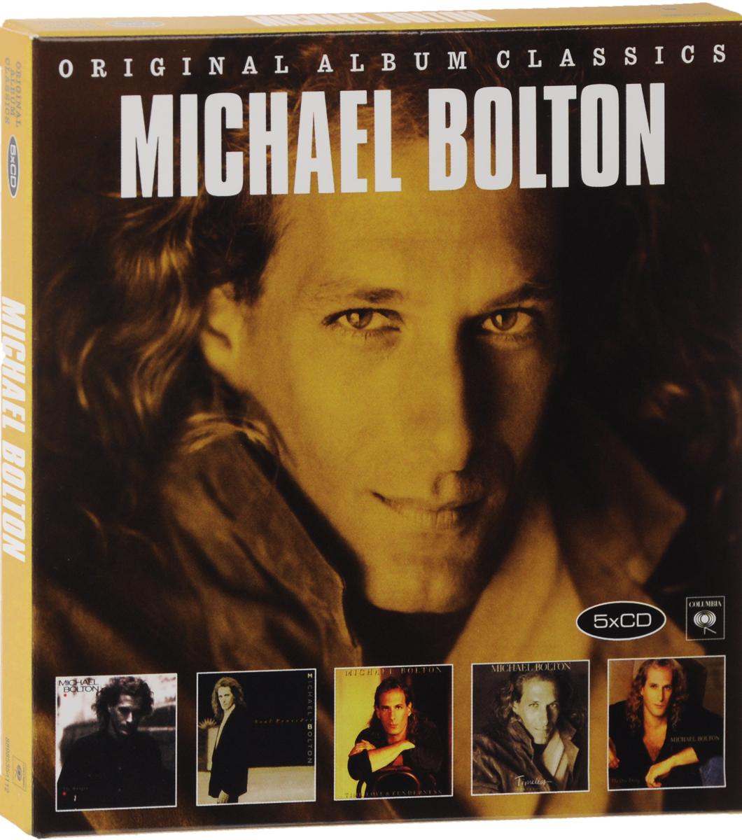 Майкл Болтон Michael Bolton. Original Album Classics (5 CD)