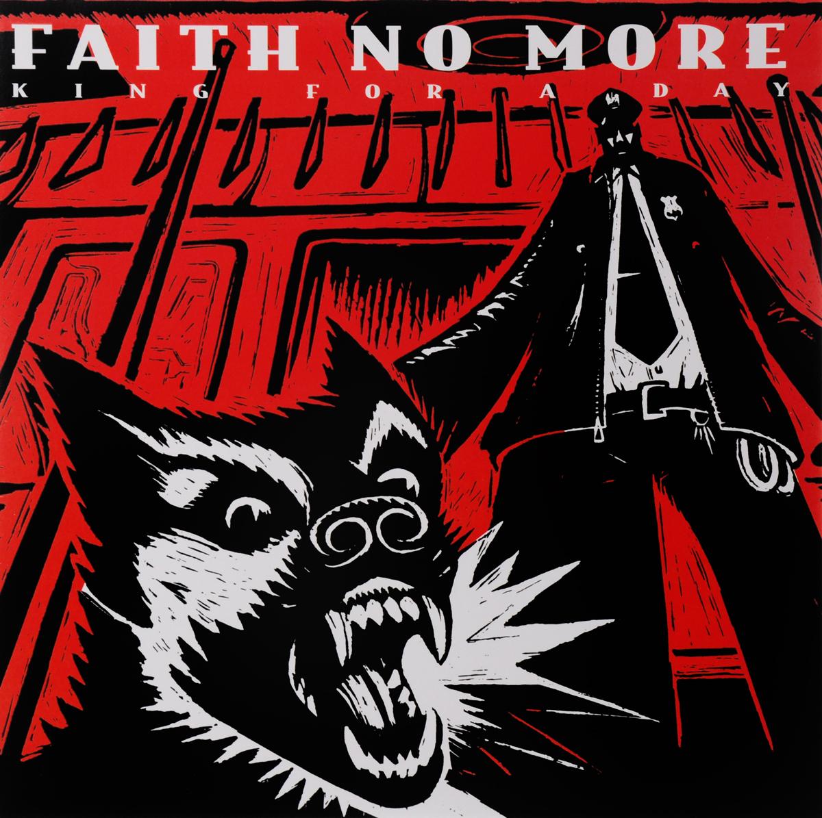 Faith No More Faith No More. King For A Day. Fool For A Lifetime (2 LP) faith no more faith no more king for a day fool for a lifetime