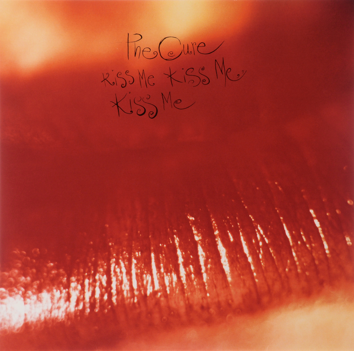 The Cure The Cure. Kiss Me, Kiss Me, Kiss Me (2 LP) kissme kiss me