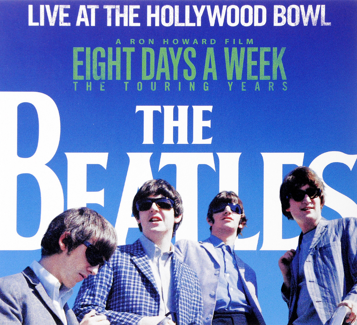 """""""The Beatles"""" The Beatles. Live At The Hollywood Bowl"""