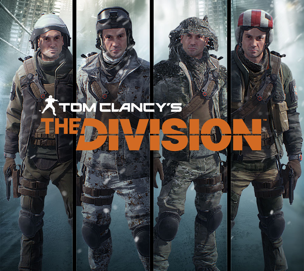 Tom Clancy's The Division. Military Outfit Pack