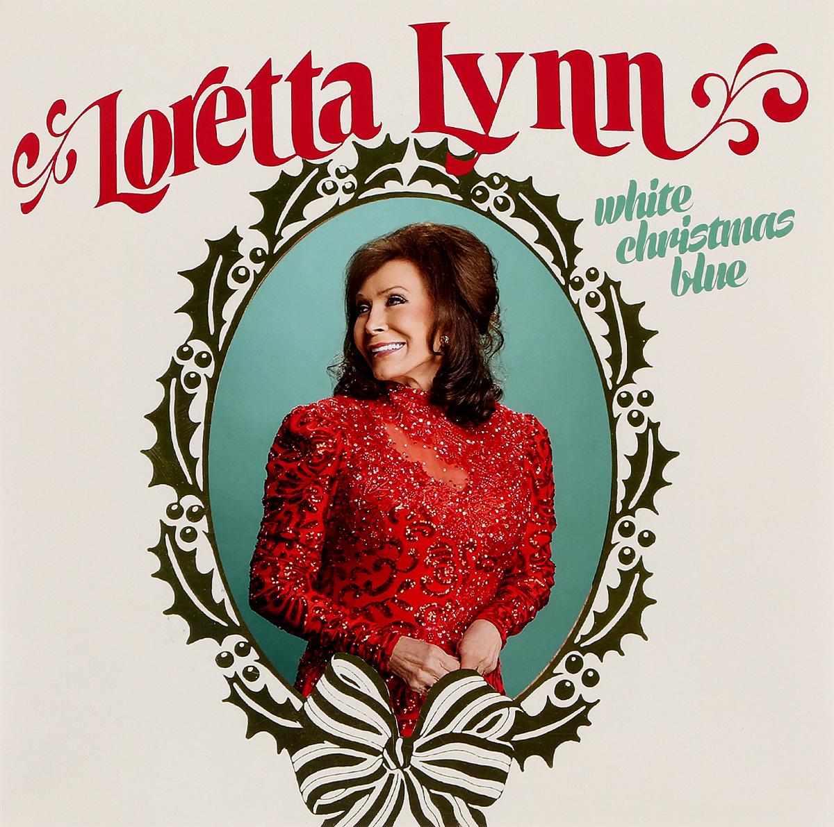 Лоретта Линн Loretta Lynn. White Christmas Blue (LP)