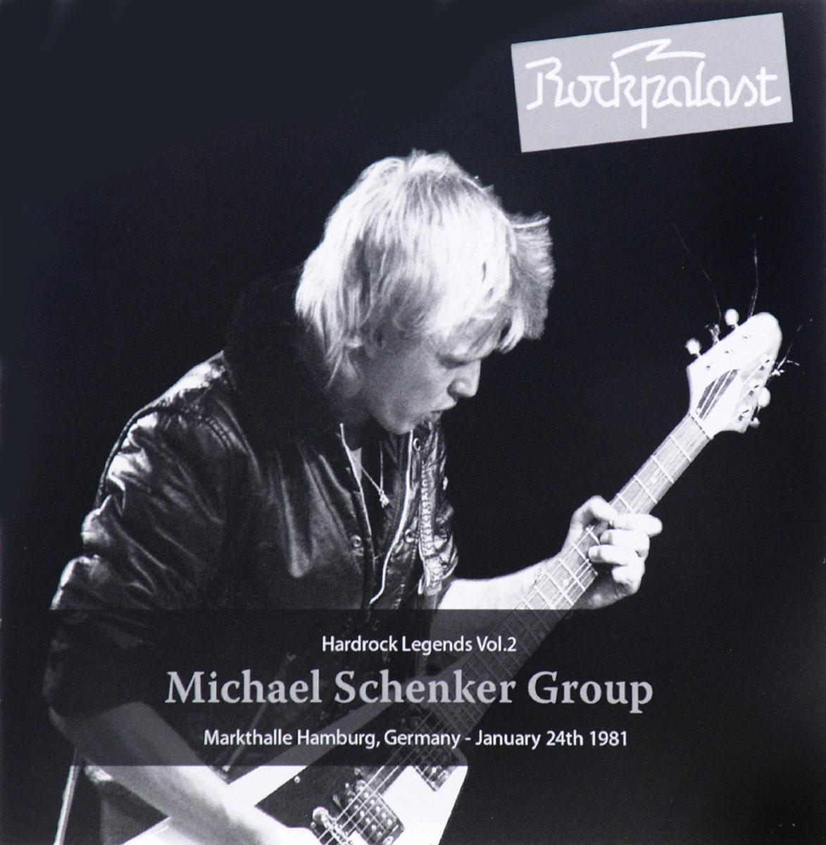 """The Michael Schenker Group"" Michael Schenker Group. Hardrock Legends. Vol. 2"