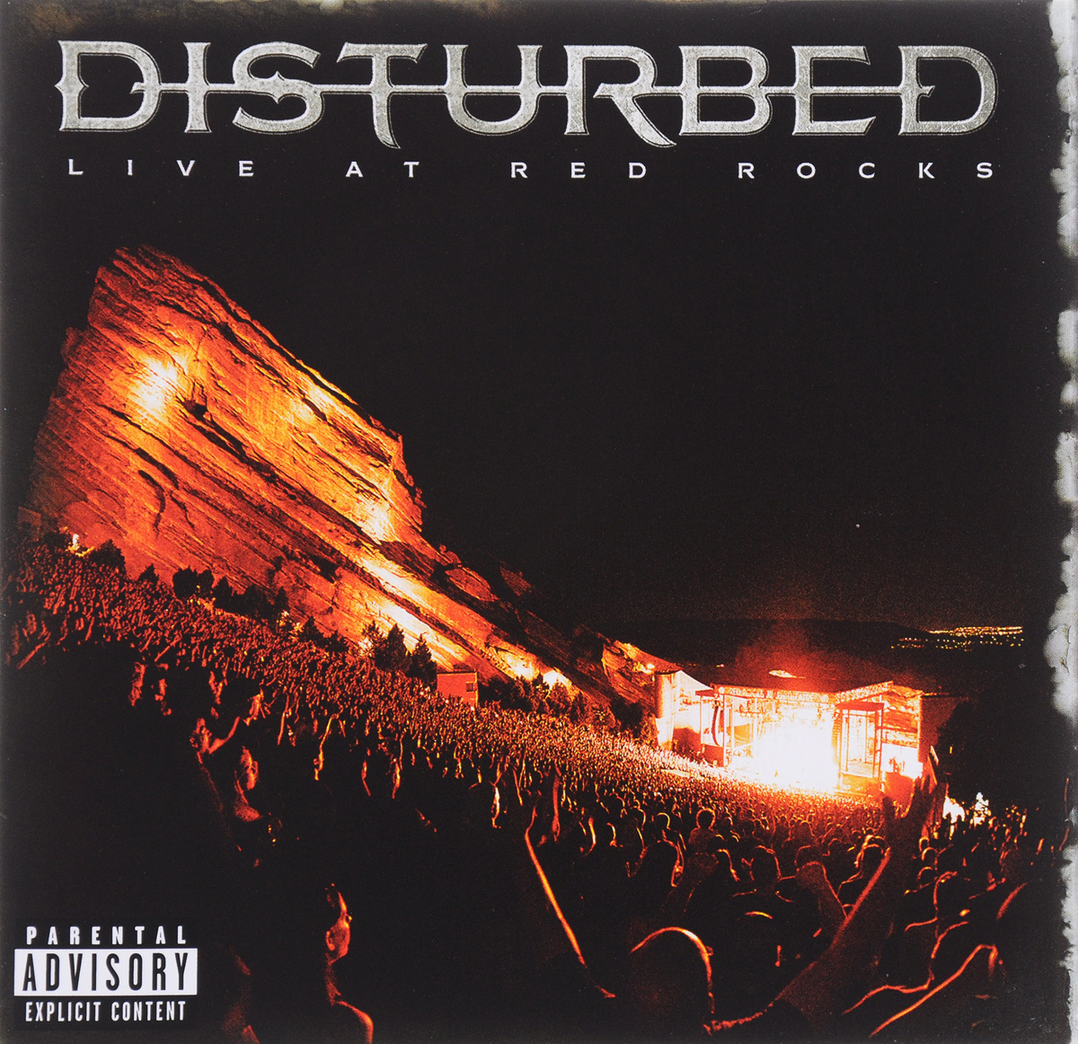"""Disturbed"" Disturbed. Live At Red Rocks"